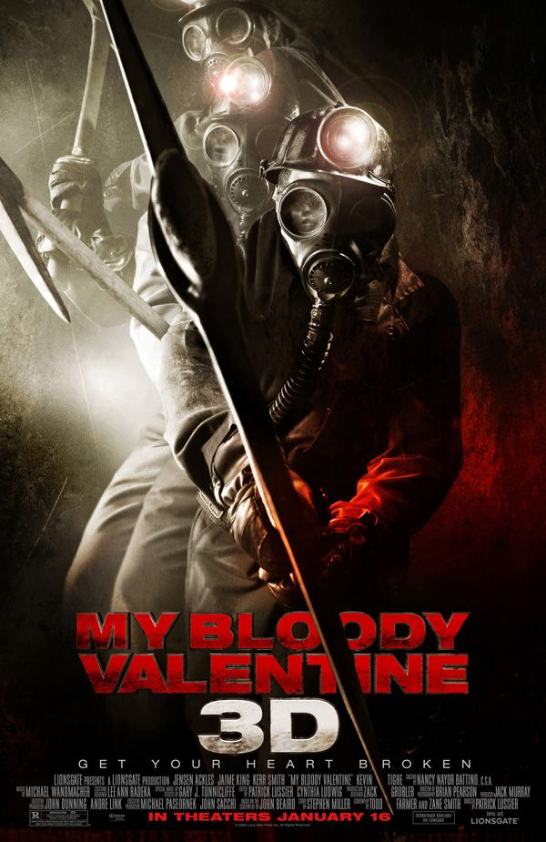 6 Movie Clips and the Trailer from MY BLOODY VALENTINE 3D