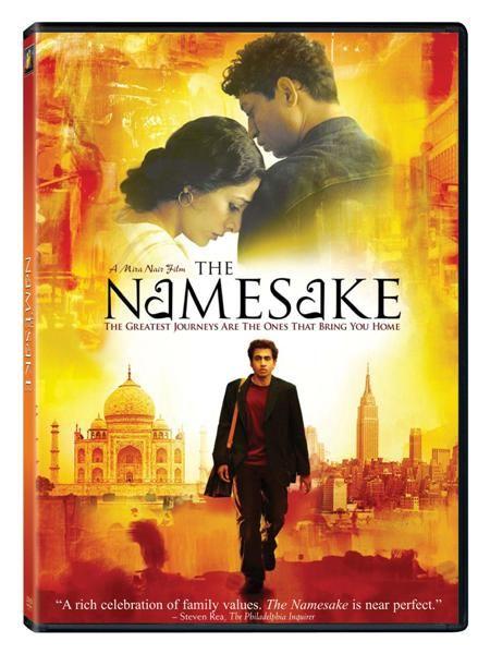 "Mira Nair's ""Monsoon wedding"" The_namesake_dvd"