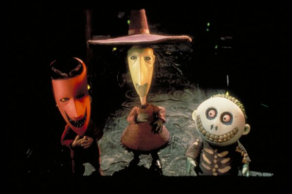 originally issued on a single disc back in 2000 nightmare has returned to the format with an extra dvd to contain the supplements allowing the feature - A Nightmare Before Christmas 2