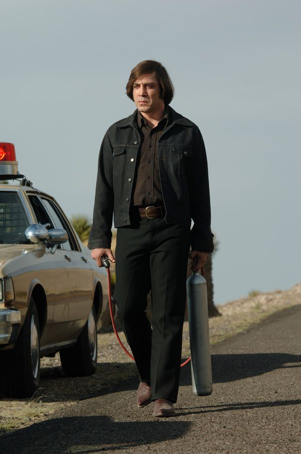 Javier bardem no country for old men best scenes in 50