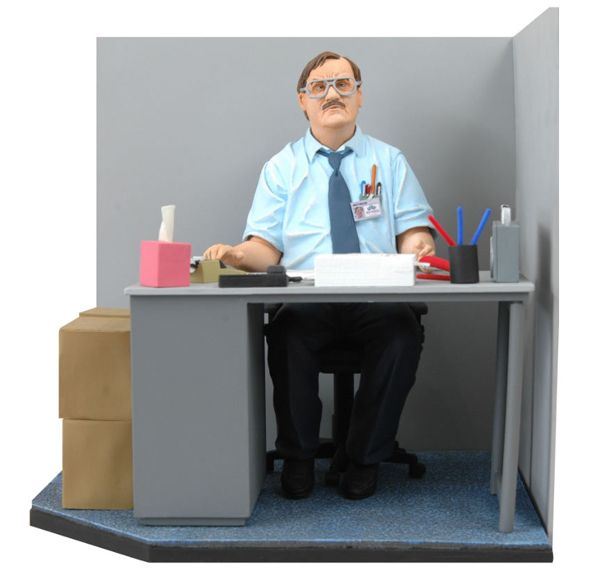 office space stapler. Have you seen his stapler?