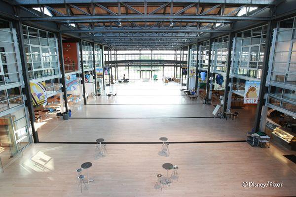inside pixar studios. pixar studios. more