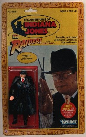 Image of Toht Action Figure