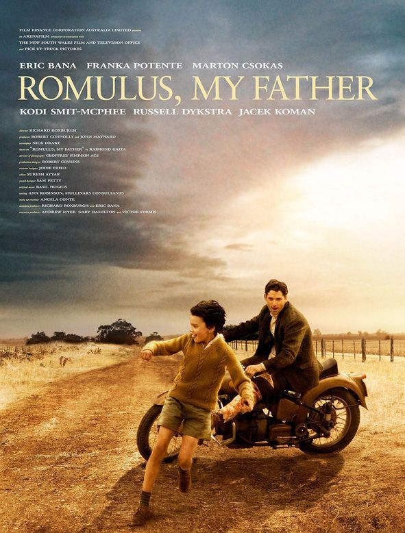 romulus my father and rabbit The influence of the landscape on the writing of romulus, my father gaita's sense of the landscape in central victoria affects the entire mood and tone of the memoir.