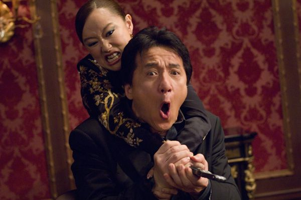 Will Nude scene in rush hour 3 strange Certainly