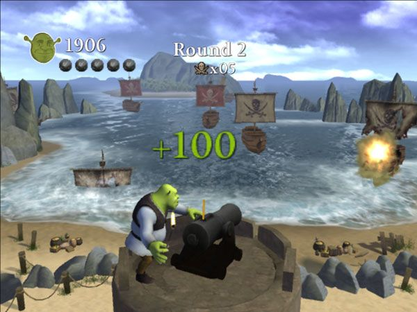 Screens Zimmer 3 angezeig: shrek 2 the game download