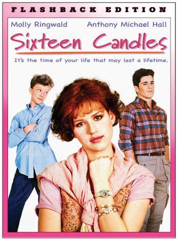 The John Hughes High School Trilogy Sixteen Candles Breakfast