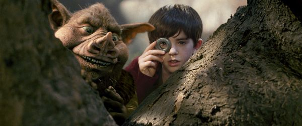 Freddie highmore interview the spiderwick chronicles for Freddie highmore movies and tv shows