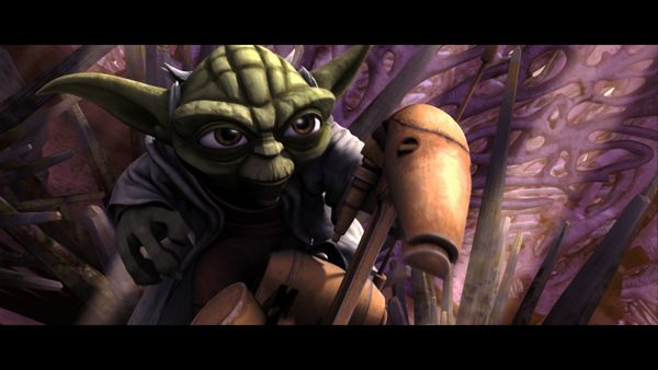 Star Wars The Clone Wars. a much better Clone Wars