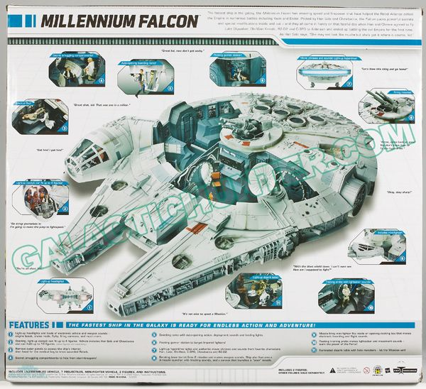 Star Wars Ships Toys. the toy arrives in stores.