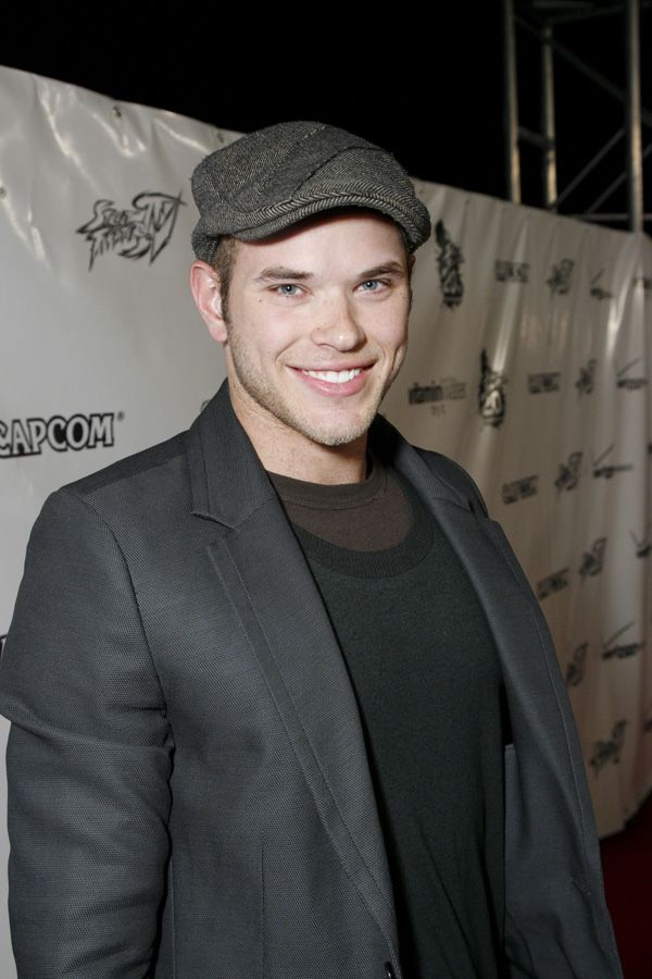 Kellan Lutz Exclusive Video Interview at the Street Fighter Video Game Release Party Kellan_lutz_image