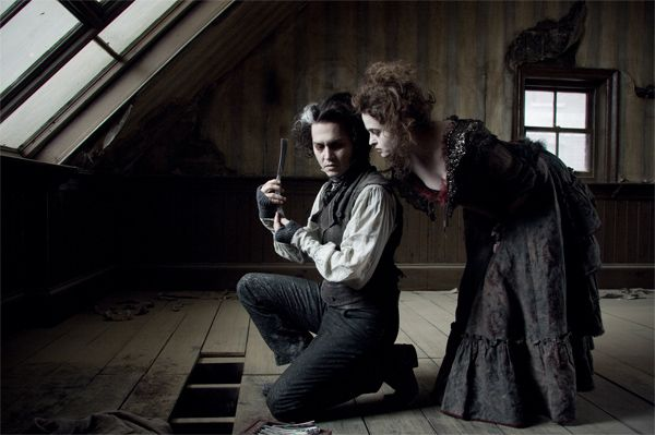 helena bonham carter and johnny depp. Pamper you