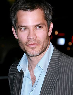 Timothy Olyphant couple