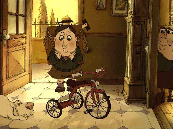 #9 Les Triplettes De Belleville: As an international co-production between