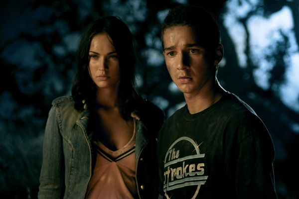 shia labeouf transformers 1. Shia LaBeouf and Megan Fox