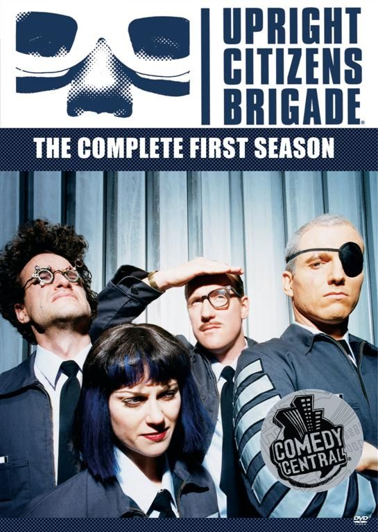 upright citizens brigade  2nd season