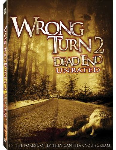 wrong turn 2. DVD Review – WROND TURN 2