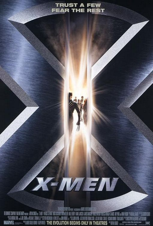 The X Men are a team of