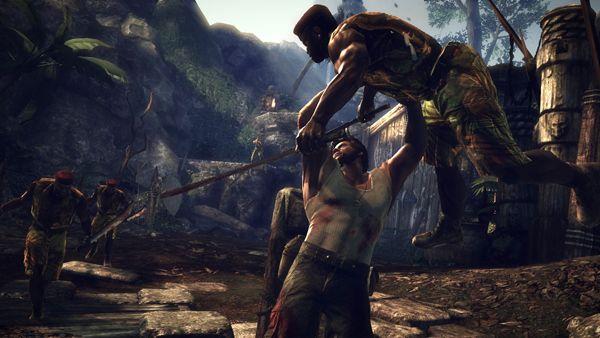 X Men Origins Wolverine - Download Game PC Iso New Free