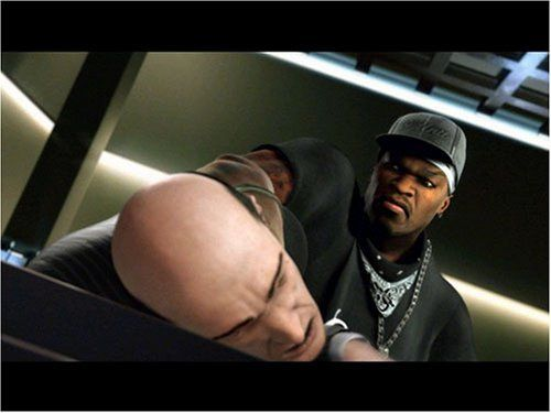 50 Cent Bulletproof Video Game Image