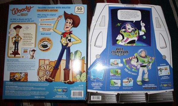 Disney/Pixar Definitive Collection Buzz Lightyear and Woody (set)1