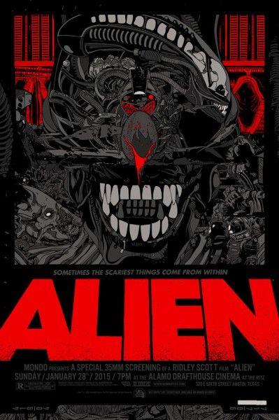Tyler Stout Aliens
