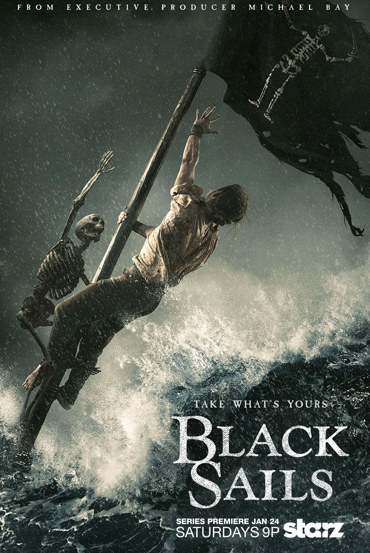 Black Sails Saison 2 VOSTFR
