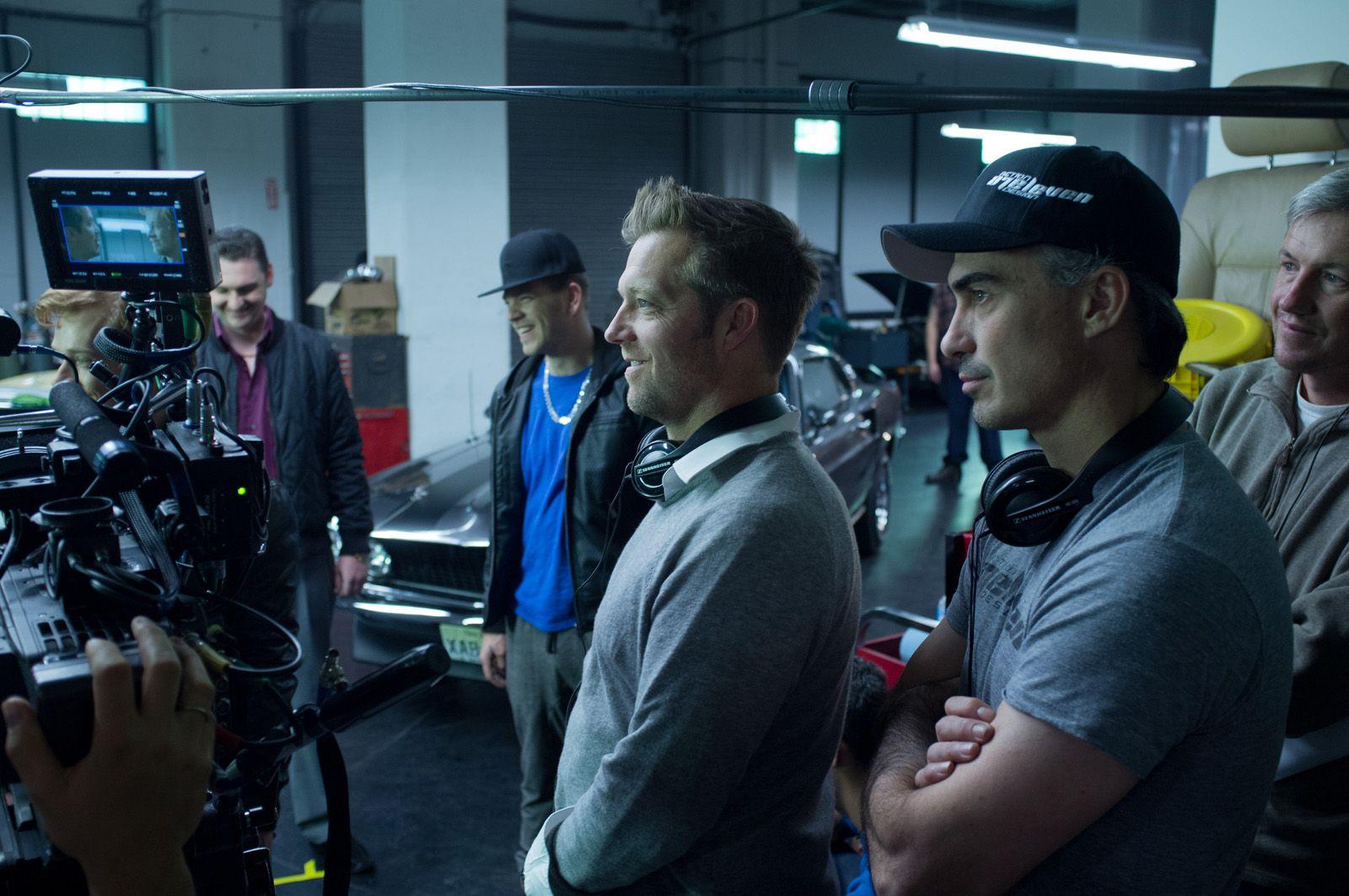 david leitch chad stahelski - 'John Wick' Director Chad Stahelski to Helm Darkish Fantasy 'Sandman Slim' for Studio eight