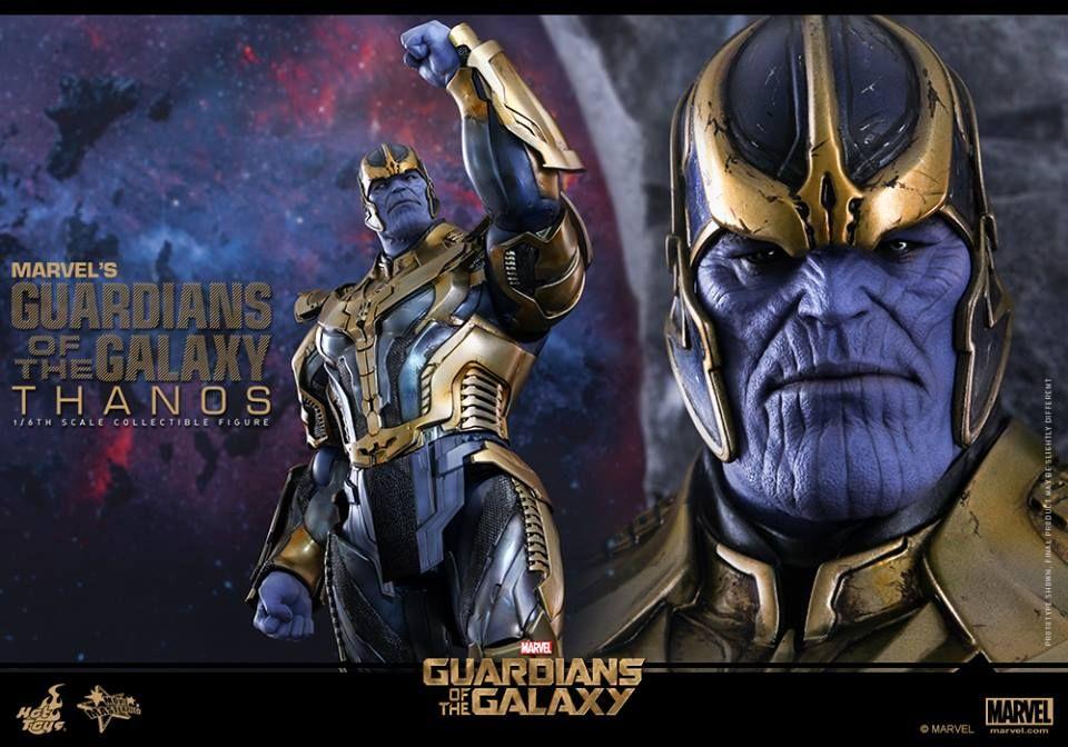 X Men Quicksilver Movie Hot Toys Thanos Guardi...