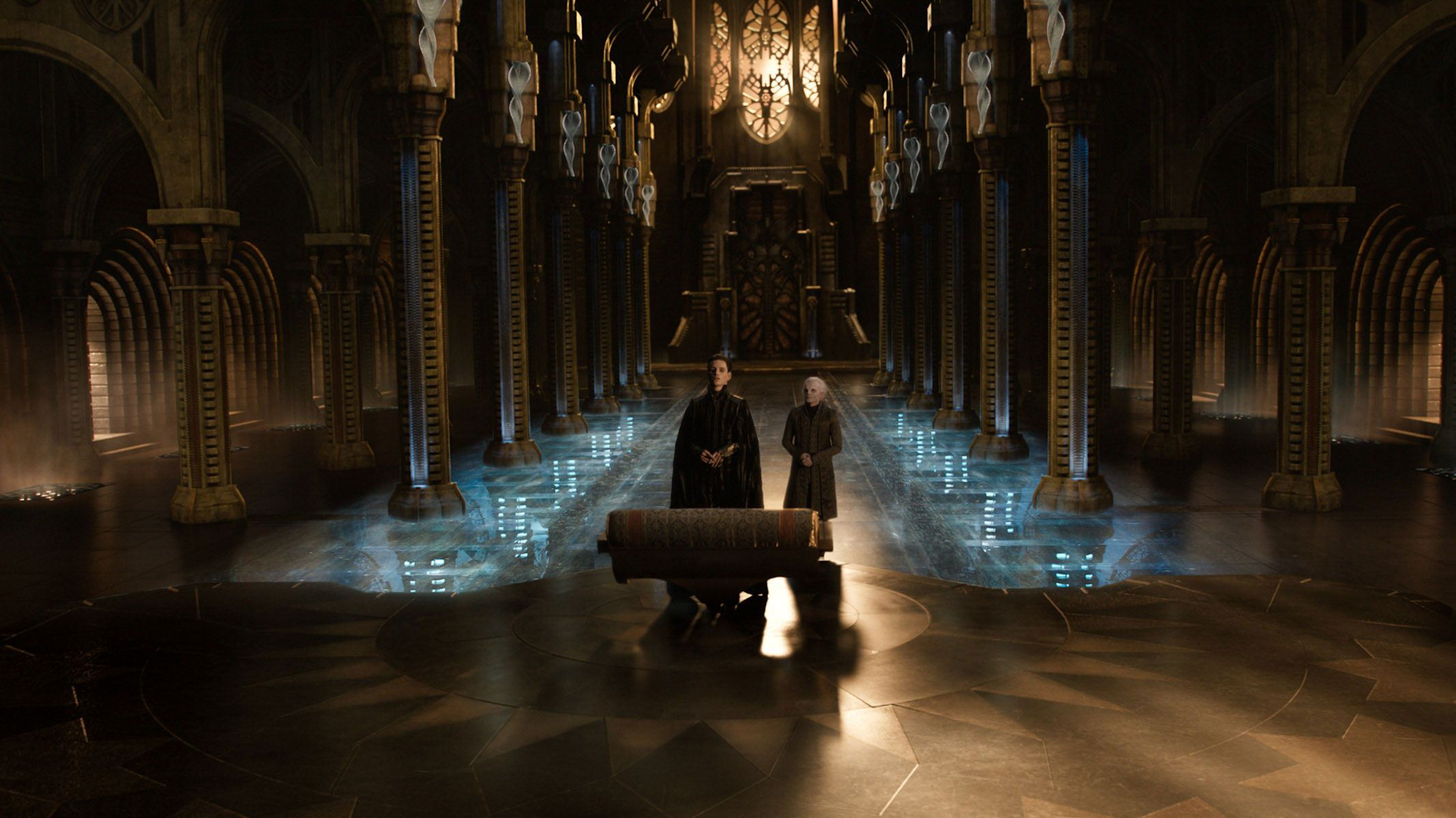 Jupiter Ascending Images Featuring Mila Kunis and Unusual ...