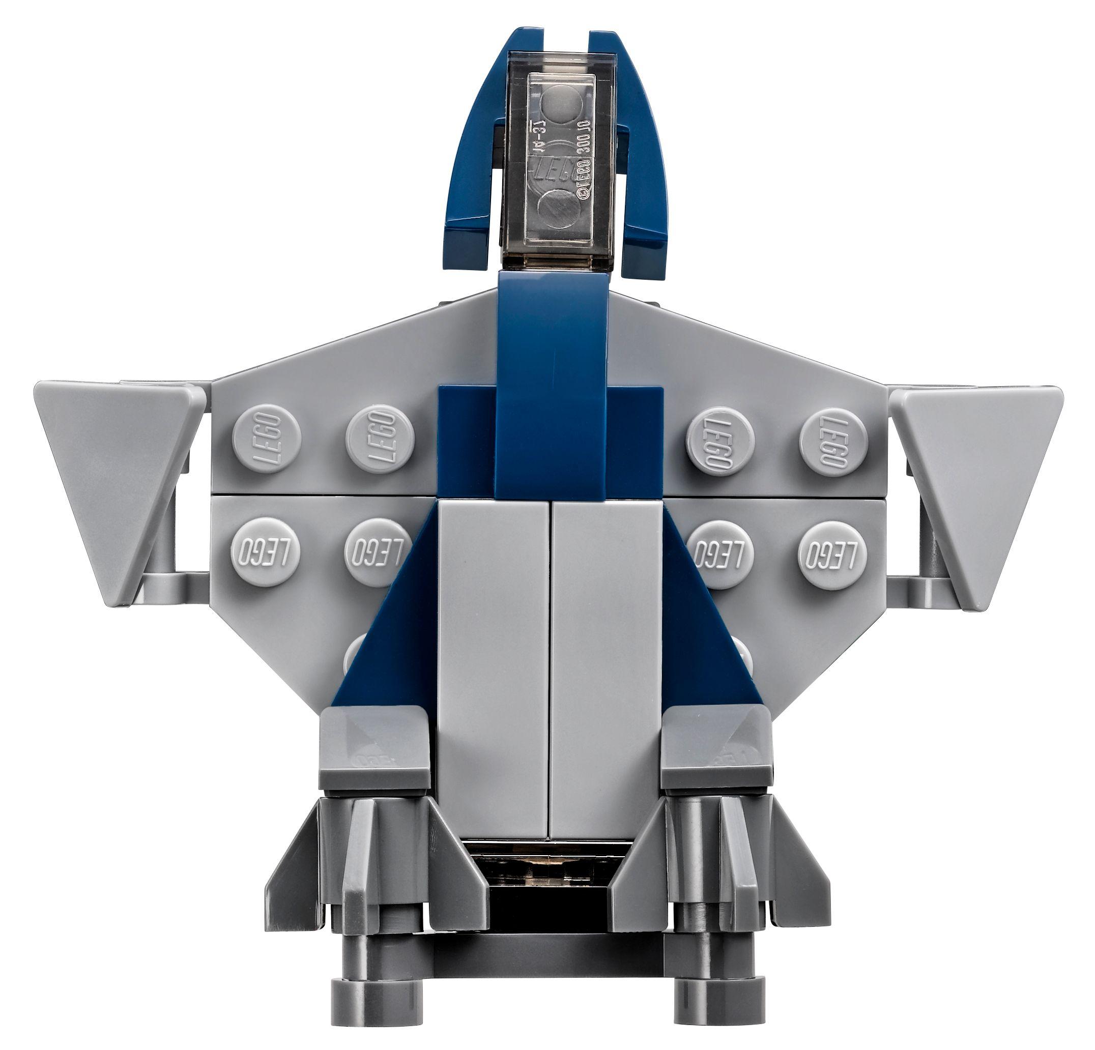 Lego Helicarrier Avengers Image 3