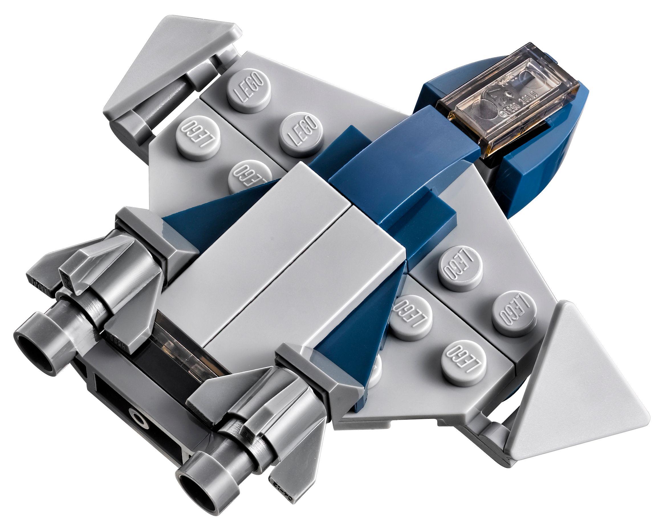 Lego Helicarrier Avengers Image 5