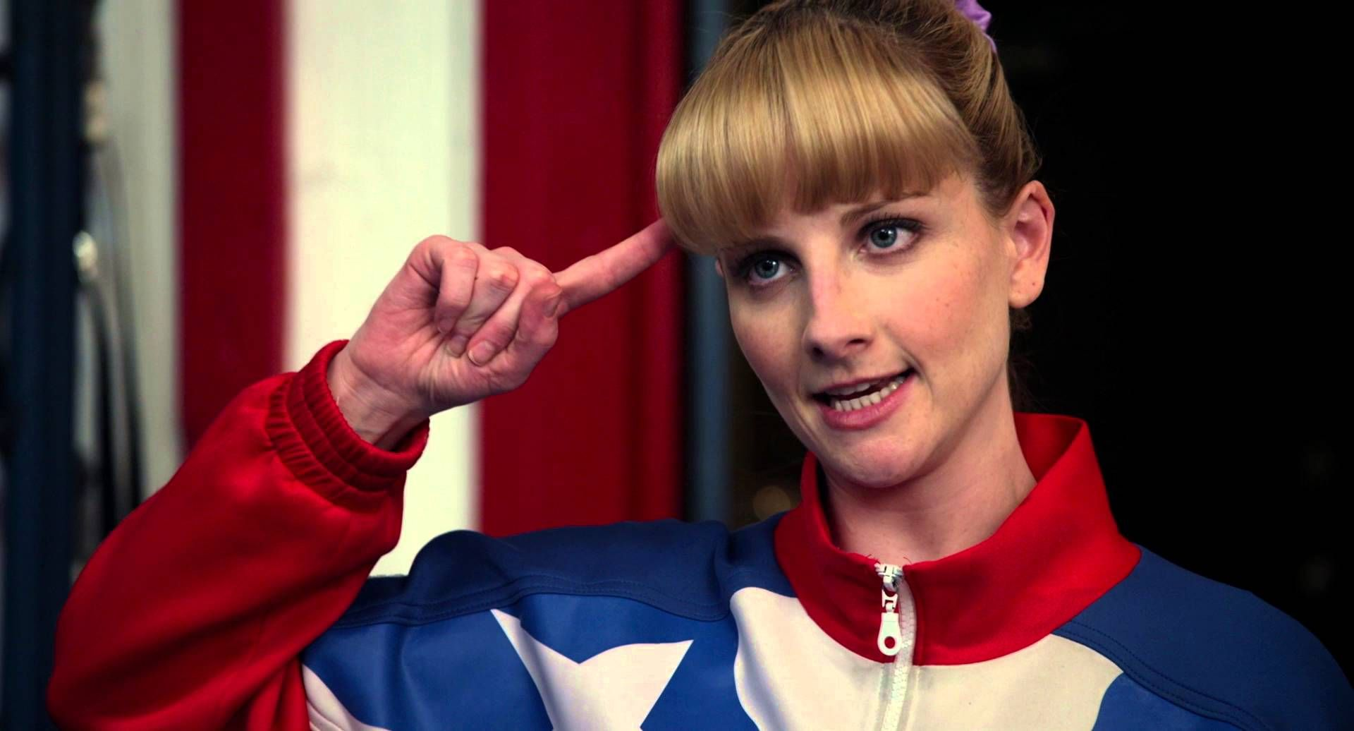 Watch: Melissa Rauch is Foul-Mouthed and Feisty in The