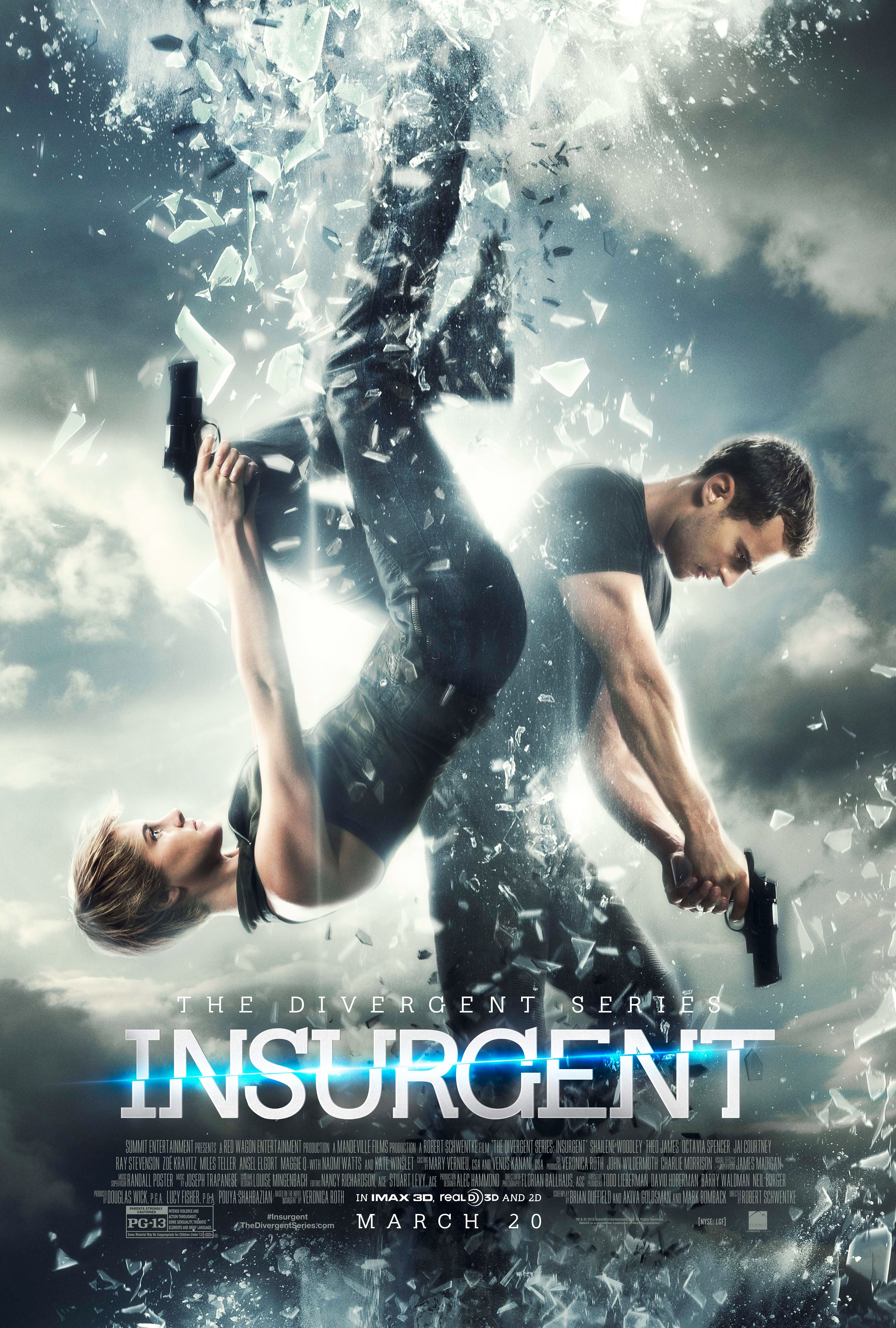Exclusive New Insurgent Clip Finds Tris in Amity | Collider