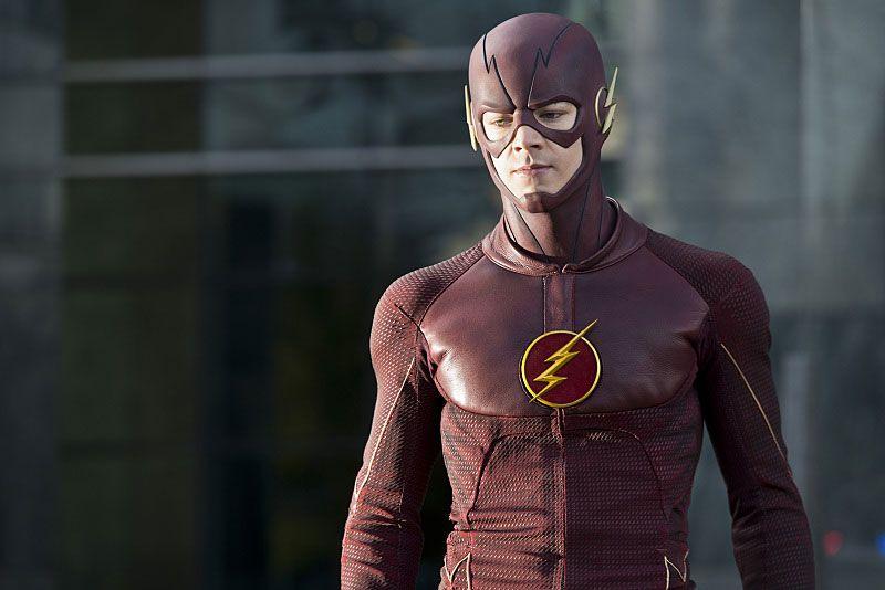 Burning Serie The Flash