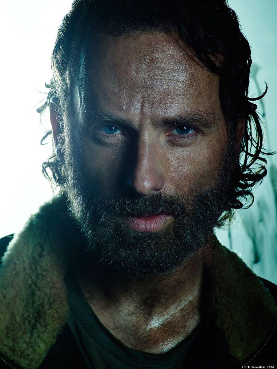 The Walking Dead Season 5 Character Portraits | Collider
