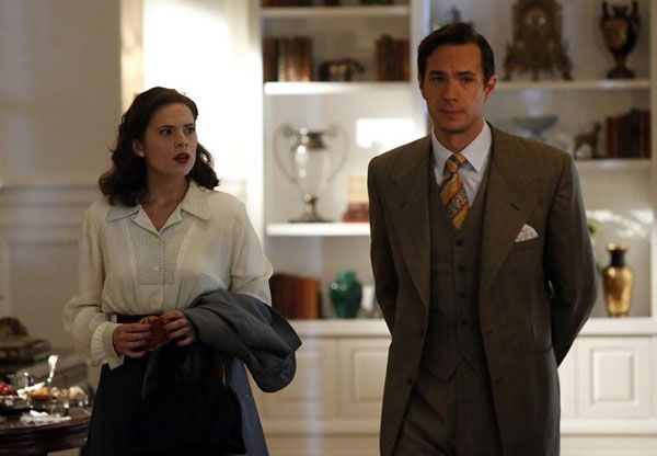 agent carter season 2 HAYLEY ATWELL, JAMES D'ARCY