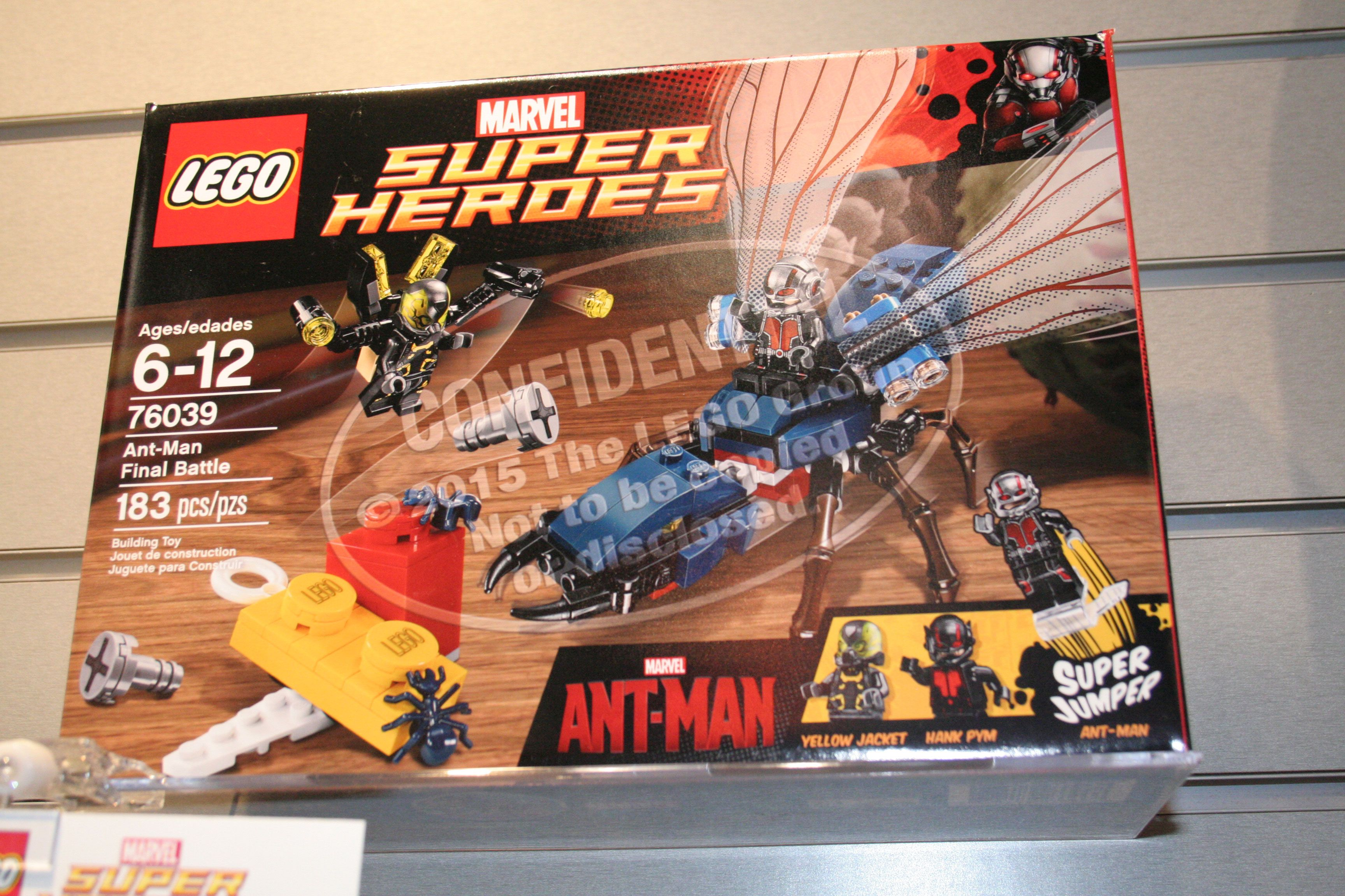 LEGO Star Wars, Jurassic World, Marvel and DC Sets ...