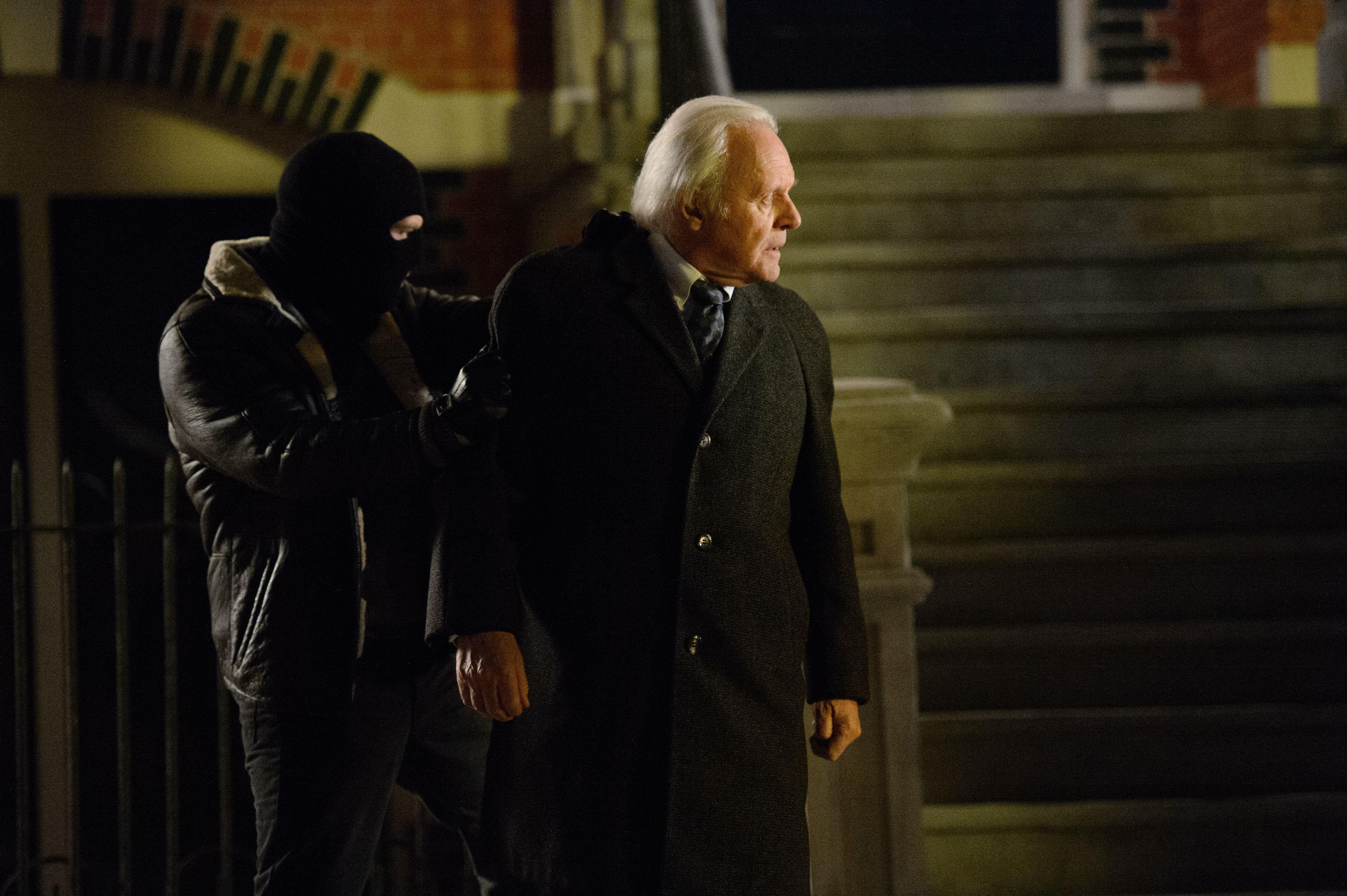 Kidnapping Mr Heineken Images Anthony Hopkins Is Held