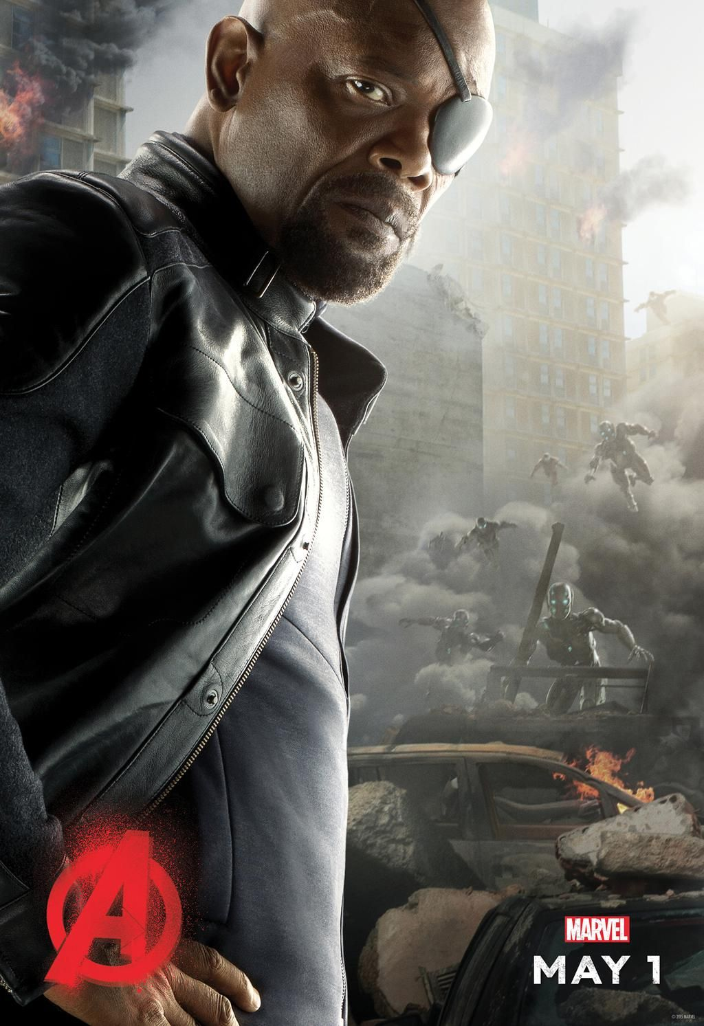New Avengers: Age of Ultron Posters Reveal Black Widow ...