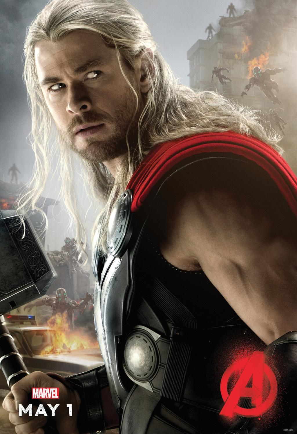 Chris Hemsworth, Tom Hiddleston on Civil War as Thor, Loki | Collider