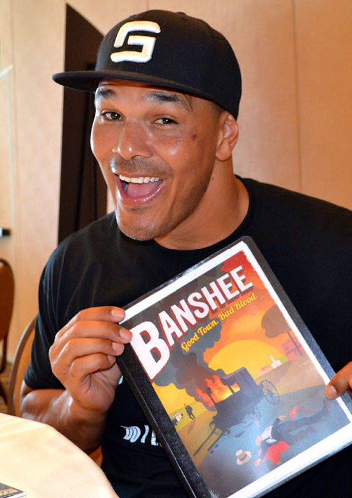 Banshee Interview Geno Segers Talks Chaytons Violent Streak Collider