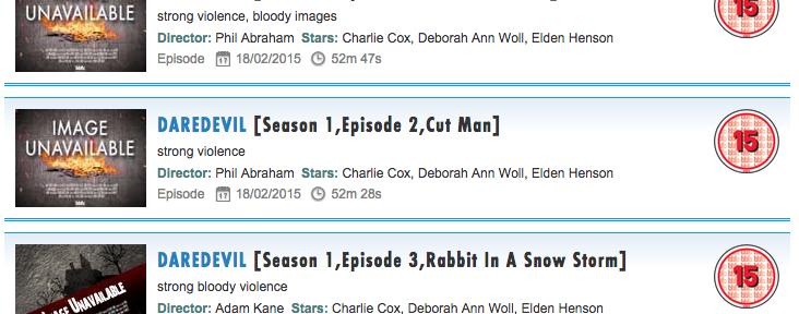 bbfc-daredevil-episode-titles