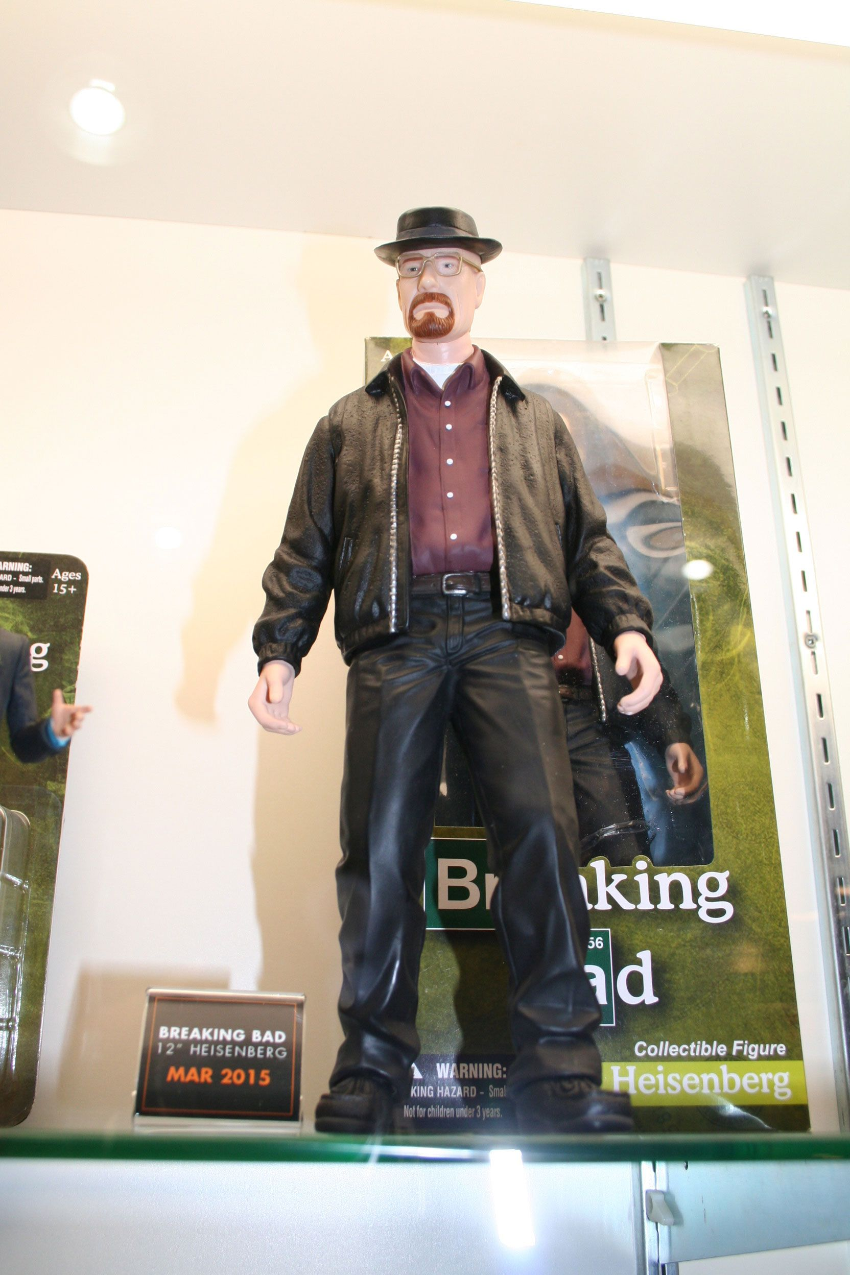 New Better Call Saul And Breaking Bad Toys Unveiled Toy Fair Collider