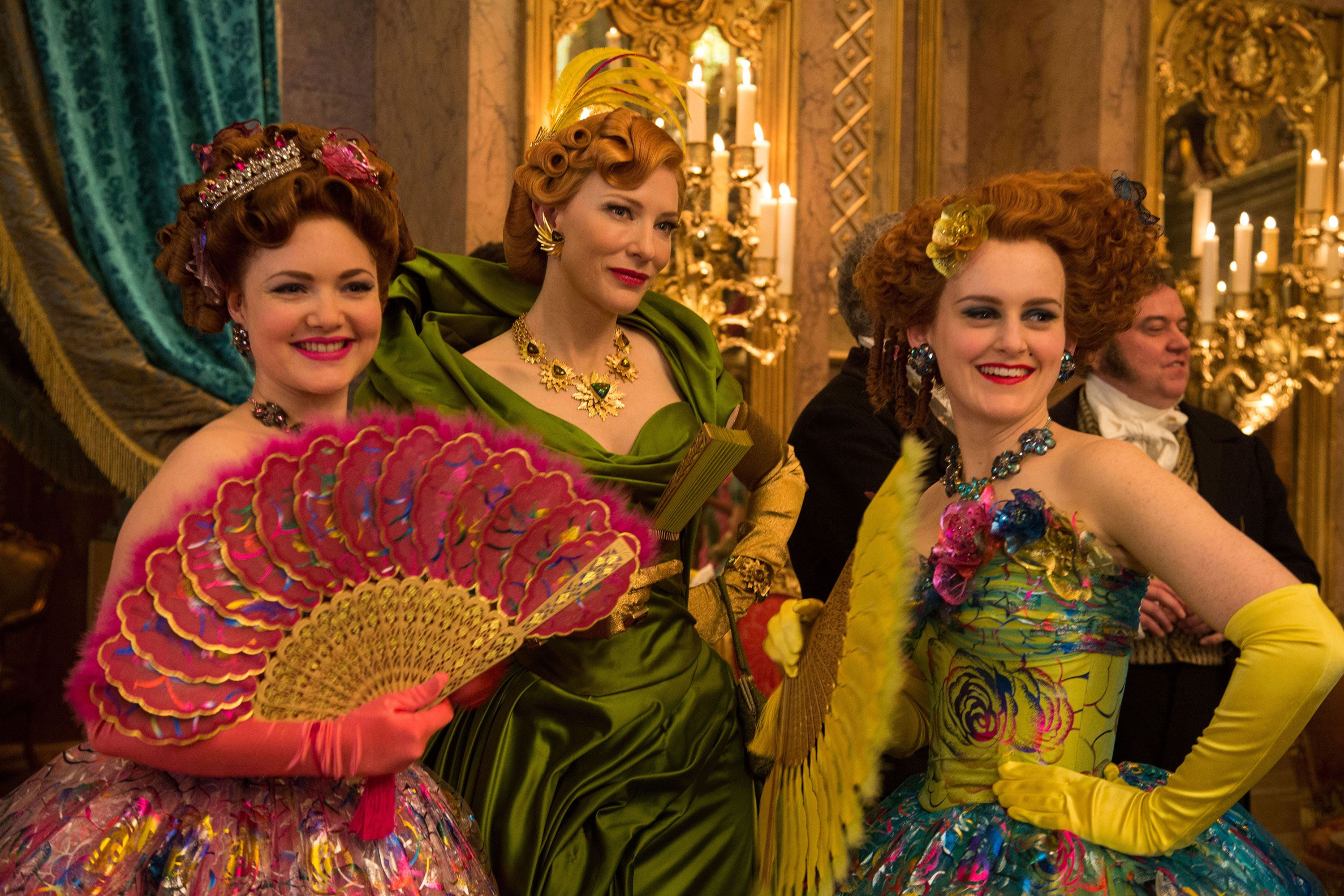 Cinderella Clips Featuring Lily James Plus Brand New Images Collider