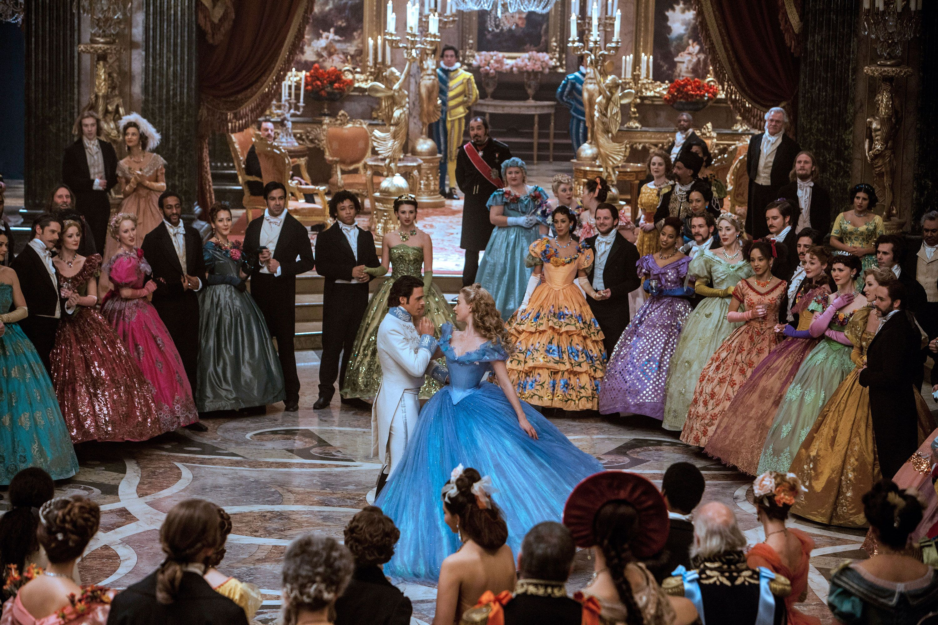 64a171ef1df5 Cinderella Star Lily James Talks about the Iconic Fairy Tale ...