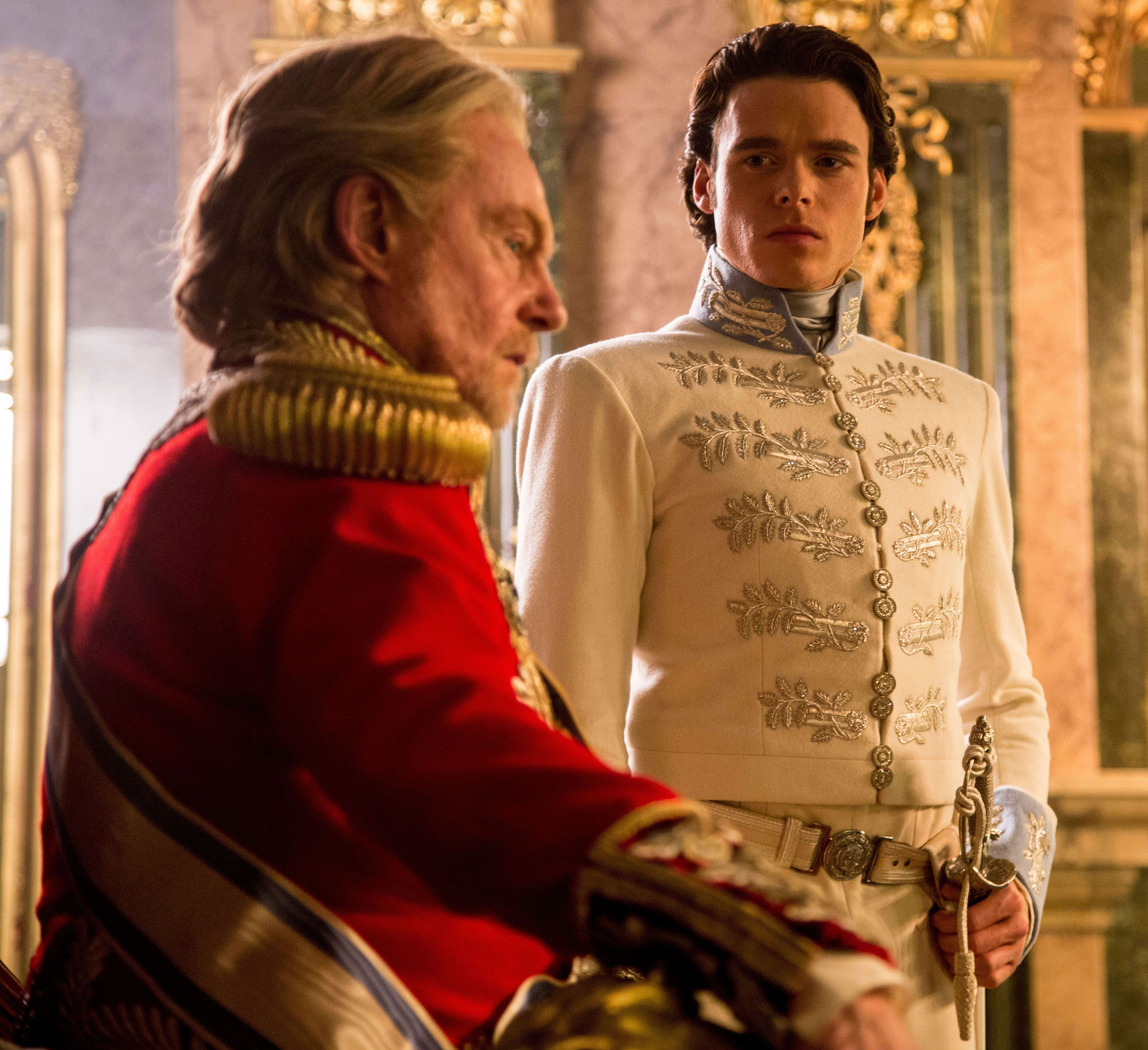 Richard Madden Talks Disney's 'Cinderella' and 'Romeo and ...