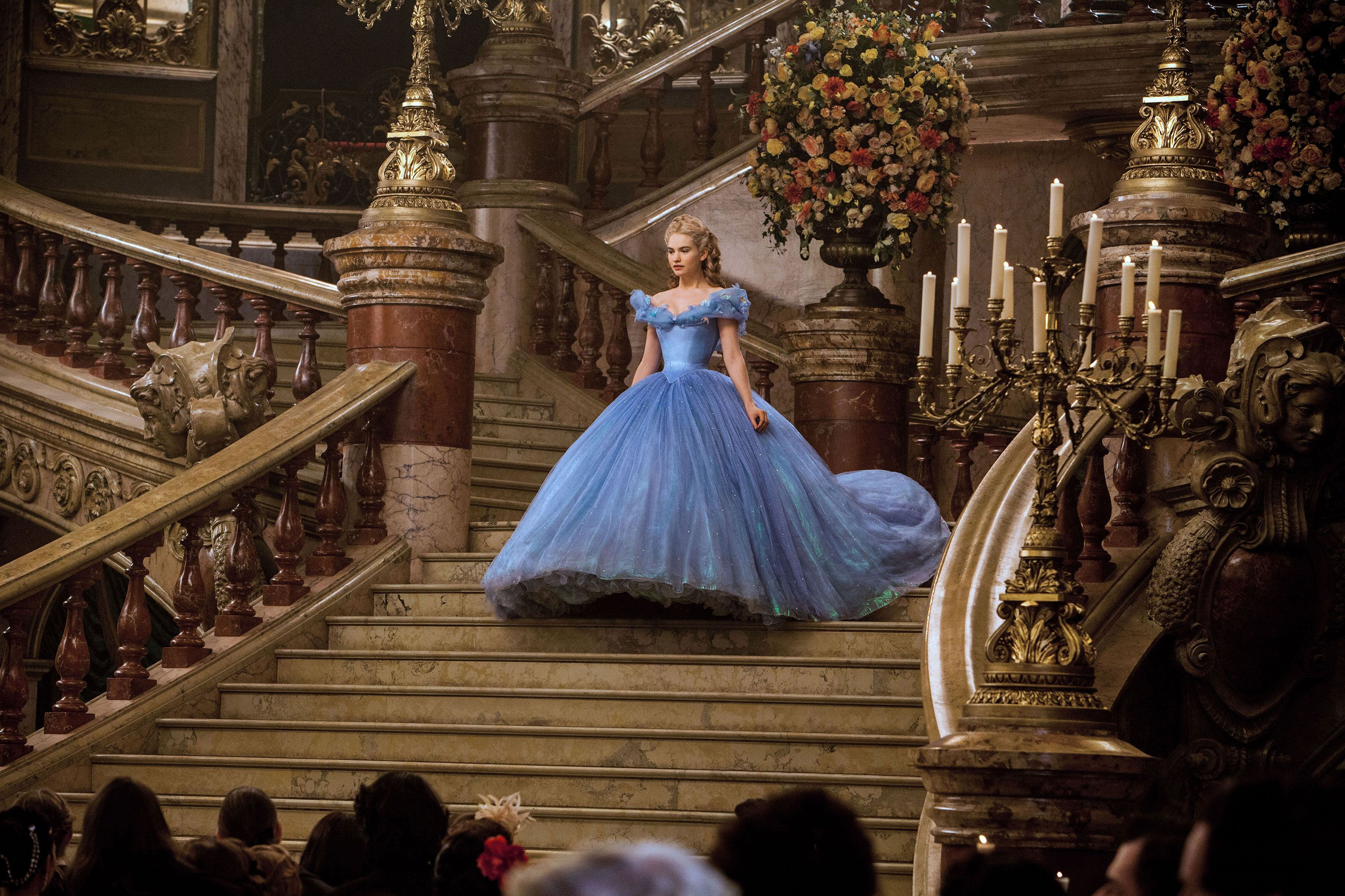 Cinderella Star Lily James Talks About The Iconic Fairy