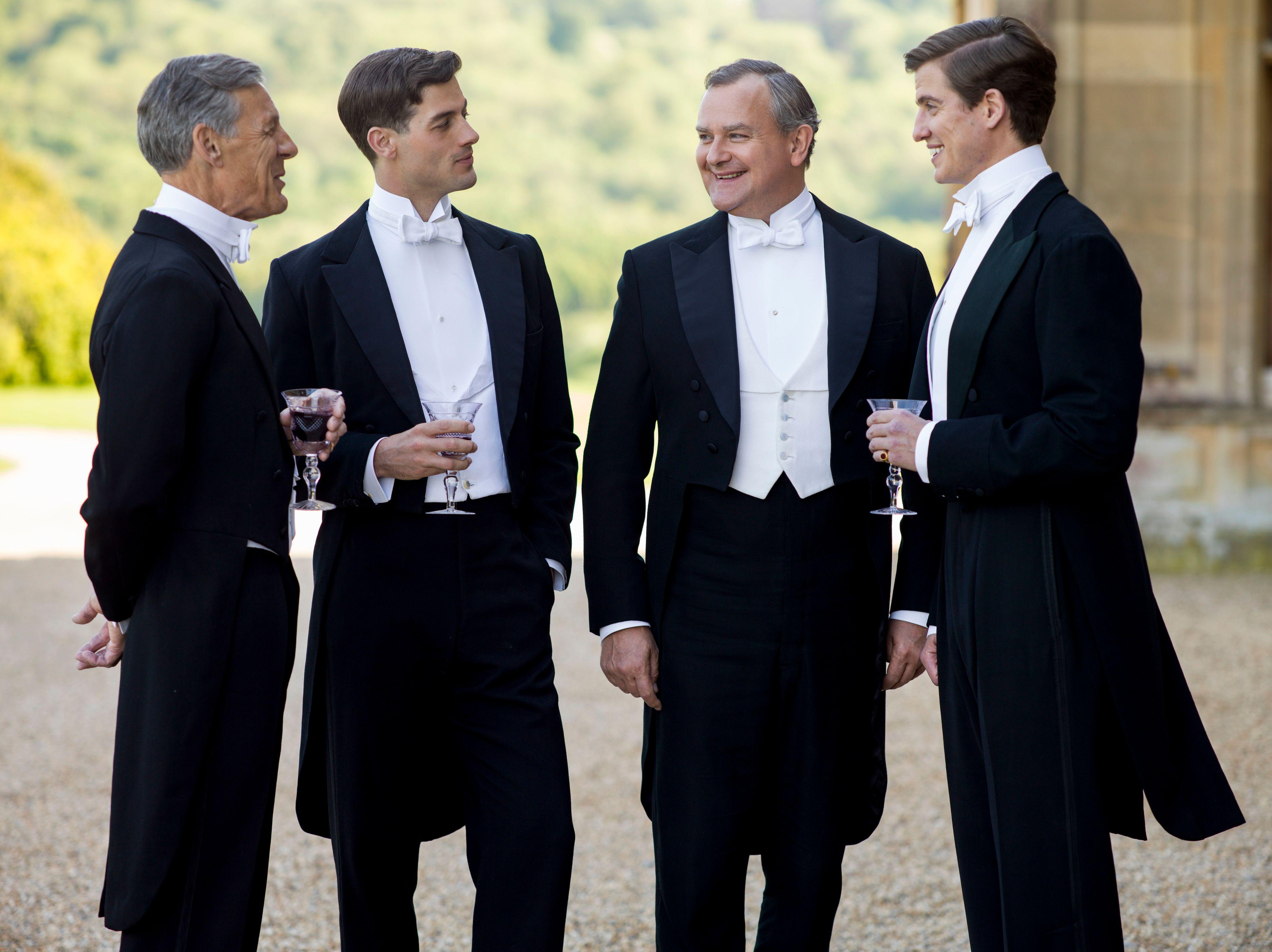 La Complex Season 1 Episode 7 Downton Abbey Season Episode Image