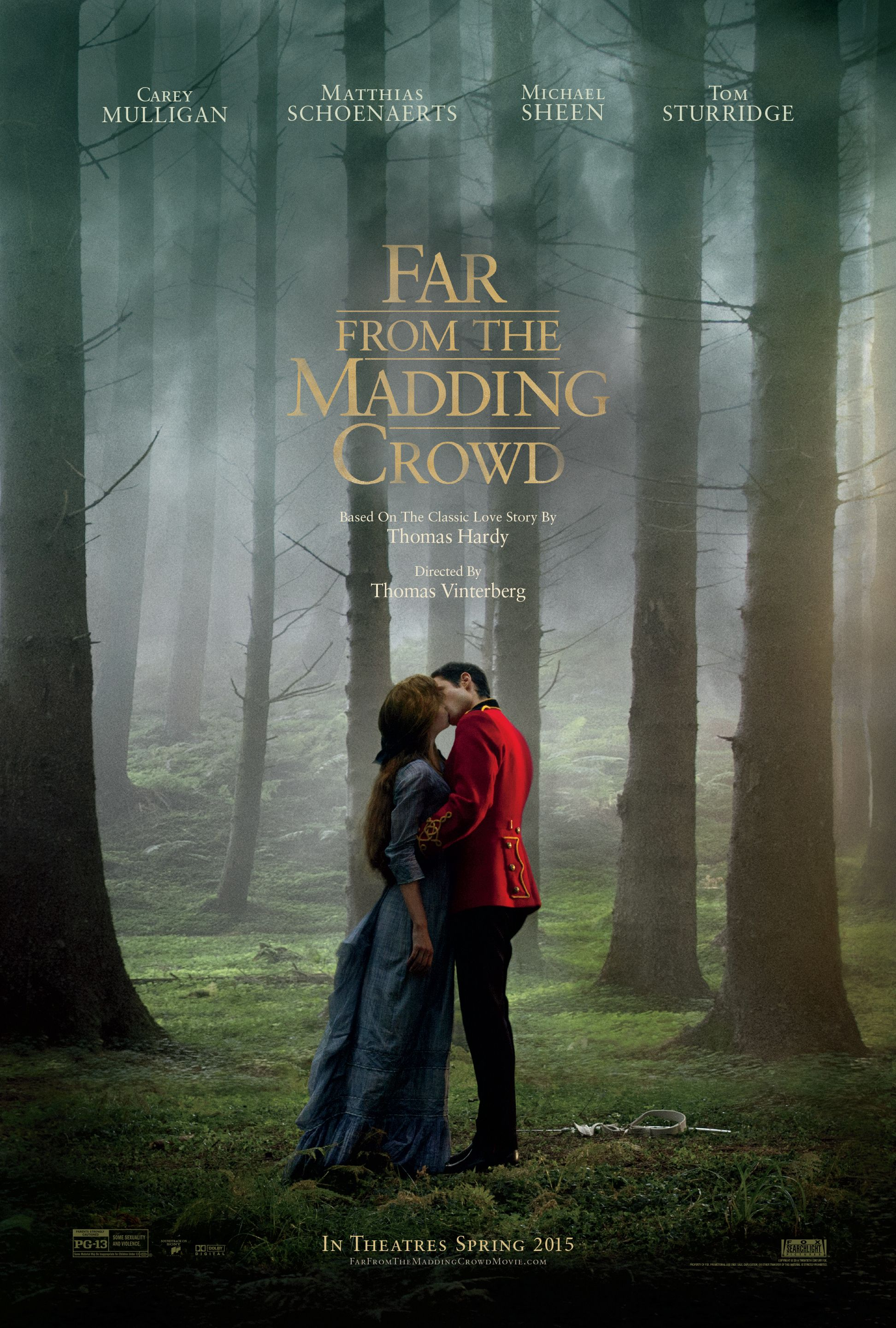 far from the madding crowd story Learn all about far from the madding crowd, ask questions, and get the answers   serial fiction, or novel-length stories that were published in short installments.